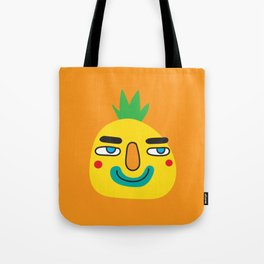 Pineapple hotness Tote Bag