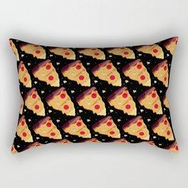 Pepperonis for Aliens Rectangular Pillow