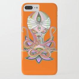 Swamipus Octopi iPhone Case