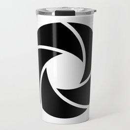 Camera Lense Travel Mug