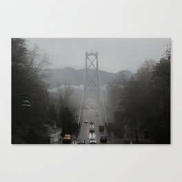 TheLionsGate Canvas Print