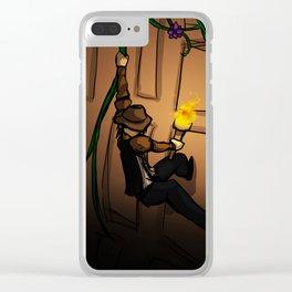 Explorer Clear iPhone Case