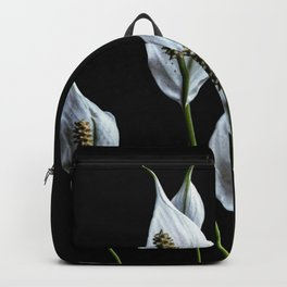 Peace Lilies Backpack