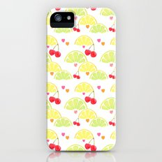 summer fruit cocktail iPhone (5, 5s) Slim Case
