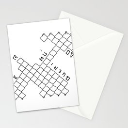 Toca Reja 3/3 Stationery Cards
