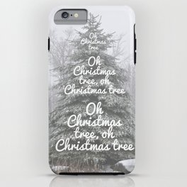 Oh Christmas Tree!  iPhone Case