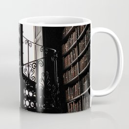 Trinity College Library Spiral Staircase Coffee Mug