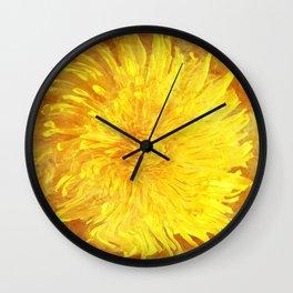Sunshine Dandy Wall Clock