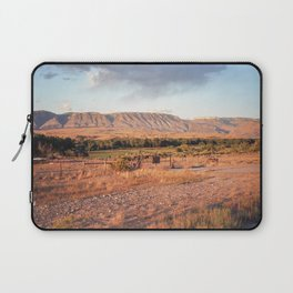 Wyoming Witching Hour Laptop Sleeve