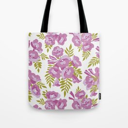 Jacaranda Flowers Tote Bag