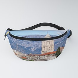 Split, Croatia Fanny Pack