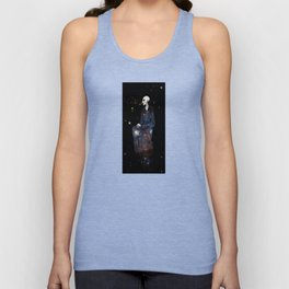Space Dee Unisex Tank Top