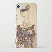 vogue iPhone & iPod Cases featuring Vogue by Carol Knudsen Photographic Artist