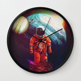 Up To Knees Wall Clock