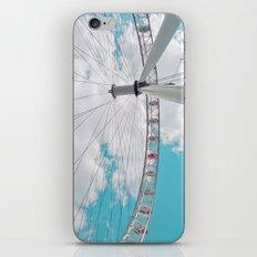 eye in the sky... iPhone & iPod Skin
