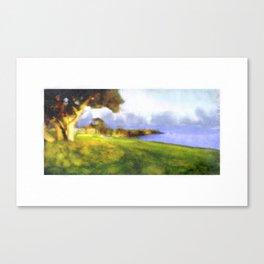 Pebble No. 5 Canvas Print