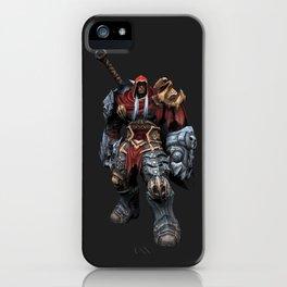 Darksiders War iPhone Case