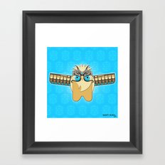 ZENON (the magical messenger) Framed Art Print