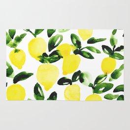 Summer Lemons Rug