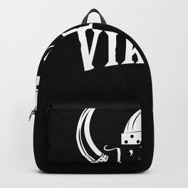 I'm a viking Backpack