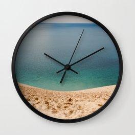 Sleeping Bear Wall Clock