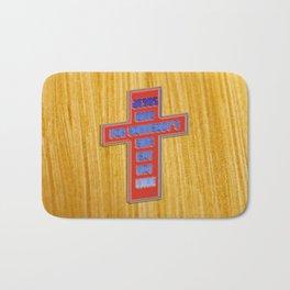 Jesus died Bath Mat