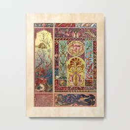 Anton Seder Fish I Metal Print