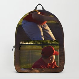 Baseball Action Backpack