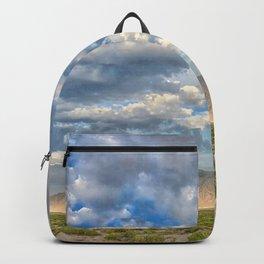 A Desert Day Backpack