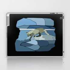 Artic Wolf Laptop & iPad Skin