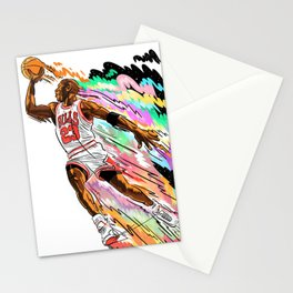 Air Time with Mike Stationery Cards