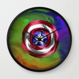 Captain Roger Wall Clock