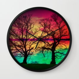 I can feel your heartbeat Wall Clock