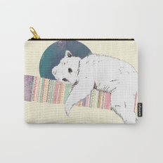 My bear is dreaming Carry-All Pouch