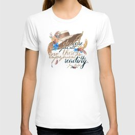 Jane Austen - No Enjoyment Like Reading T-shirt
