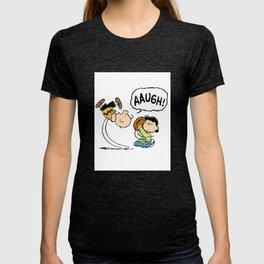 Charlie Brown Foot Ball T-shirt