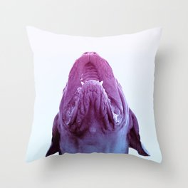 THE DOGUE Throw Pillow