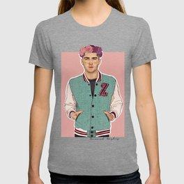 Zayn varsity T-shirt