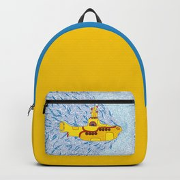 My Yellow Submarine Backpack