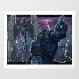 Apocalypse/Archangle Art Print