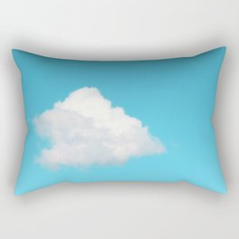 Happy Cloud Rectangular Pillow