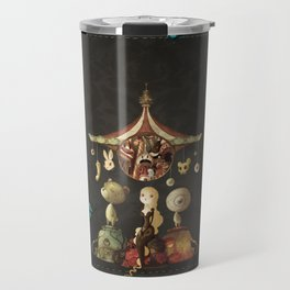 freaky christmas Travel Mug
