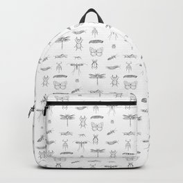 Bugs and insects Backpack