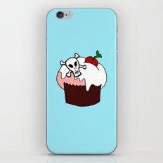 Cupcake with a twist iPhone & iPod Skin
