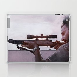 Rifleman Rick Grimes - The Walking Dead Laptop & iPad Skin