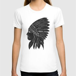 Indian Chief / Black Edition T-shirt