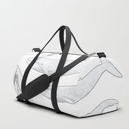 Whales of the world Duffle Bag
