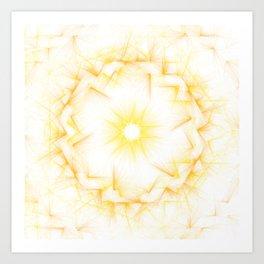 Solar Plexus Art Print