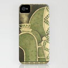 Tea Time Slim Case iPhone (4, 4s)