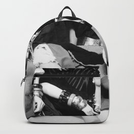 support a vision Backpack